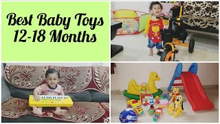 Best Baby Toys 12-18 Months Old   Baby Favourite Toys