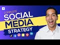 Social Media Strategy Template: A COMPLETE Guide (Working in 2021)