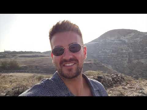 Vlog De Voyage Renaud Debarque A Santorini Youtube