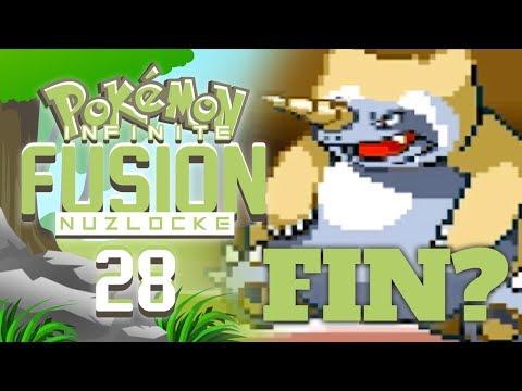 GIOVANNI'S LAST STAND - Pokemon Infinite Fusion Nuzlocke PART 28!