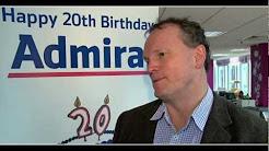 David Stevens CBE, Admiral Group talks about Cardiff