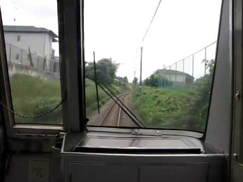 奈良線 JR西日本 前面展望 京都~宇治 JR West Nara Line Kyoto - Uji Führerstandsmitfahrt