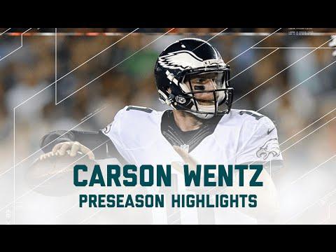 Carson Wentz Highlights | Buccaneers vs. Eagles | NFL