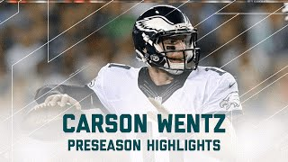 Carson Wentz Highlights | Buccaneers vs. Eagles | NFL