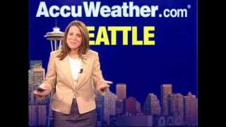 Suprise Marriage proposal to weather girl during a weather segment ...