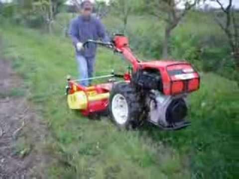 Tagliaerba per motocoltivatore goldoni mulino elettrico for Bcs 602 con piatto taglia trincia erba