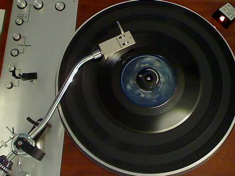 Gene Thompson & The Counts - You Don't Love Me (ACE 673)