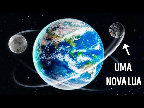 Um Objeto Estranho Está Circulando A Terra Como Se Fosse Uma Segunda Lua