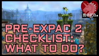 Pre-Expansion Checklist - What Should You Do Before It's Here?