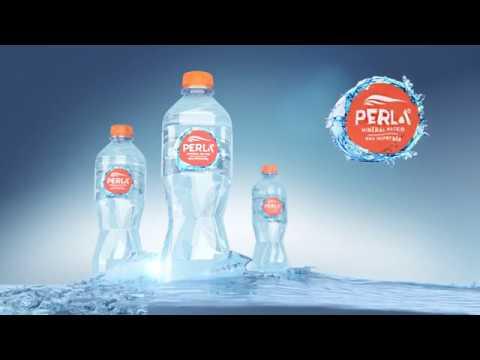Perla Natural Mineral Water