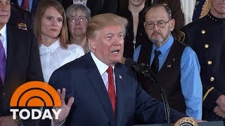 President Trump Has A Personal Reason On Declaring Opioid Crisis A 'Public Health Emergency'   TODAY
