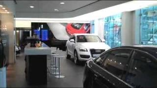 The Audi Forum in Munich(Scenes from the Audi Forum in Munich., 2009-07-16T18:52:04.000Z)