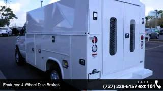 2015 Ford Econoline Commercial Cutaway Base - Walker Ford...