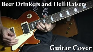 Beer Drinkers and Hell Raisers ZZ TOP Guitar Solo Cover