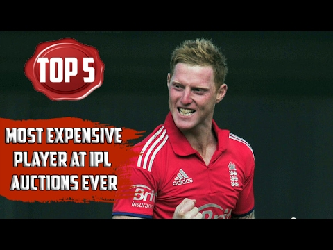 Top 5 - Most Expensive IPL auction player ever | SC #202