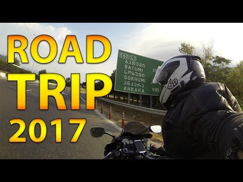 Long distance Trip on GSXR1000 and FJR1300