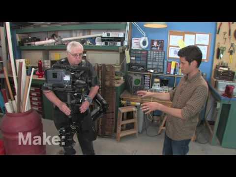 Maker Workshop - DTV Antenna & Steadycam On MAKE: Television