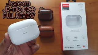 Joyroom JR-T03 Pro (Airpod Pro Clone) Review!