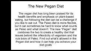 Pegan Diet-Is It Better Than The Paleo Diet Or Vegan Diet? Rules To Follow For The Pegan Diet Plan