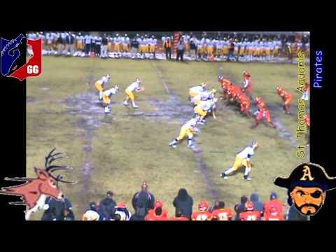 Deerfield Beach Anthony Thompson #22 Ath Season Highlights