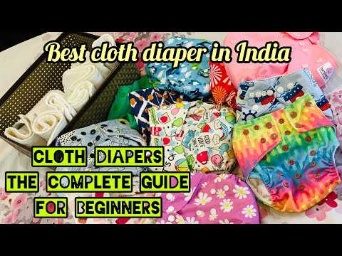 Cloth Diapers// Best Cloth Diapers Available In India//Reusable Cloth Diapers In Malayalam