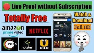 Best Movies/WebSeries Streaming APPS for Free Watching/Downloading in HINDI 2020 | Free Netflix/Ullu