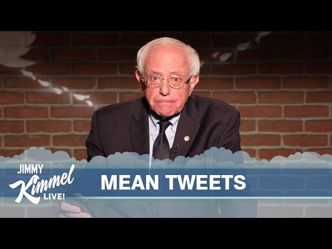 Mean Tweets – Political Edition