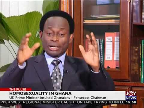 Homosexuality in Ghana - The Pulse on JoyNews (23-4-18)