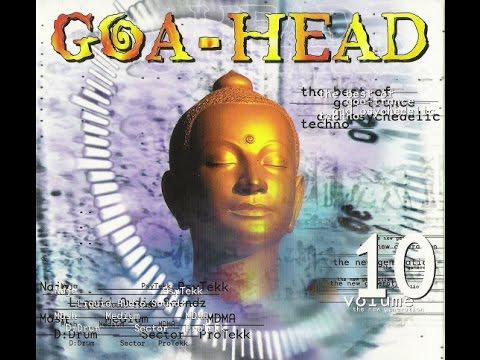VA - Goa-Head Volume 10 [Full album] compilation