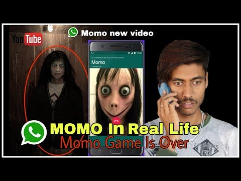 MOMO Game Challenges | Momo in real life | Momo game is over | Top Boys |