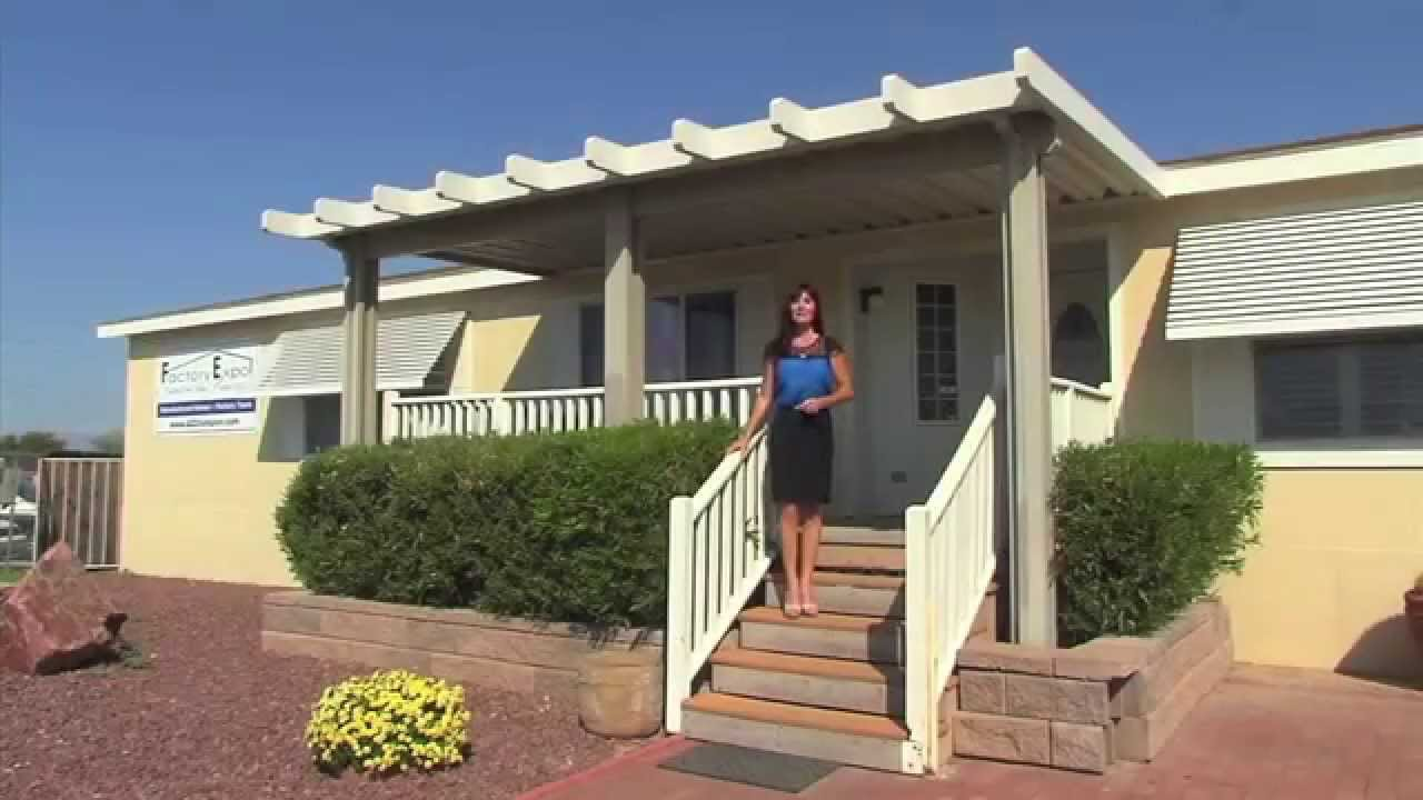 Factory Expo Homes Oregon, Factory Tours Daily - YouTube