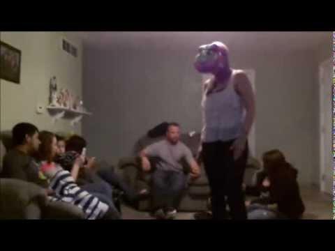 Family Harlem Shake (Marshall, MO)