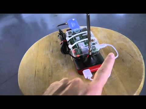 Assembling a Stratux ADS-B receiver for in flight weather