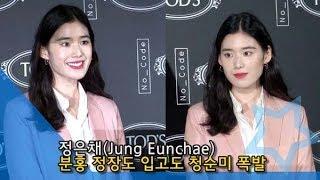 [인싸TV] 정은채(Jung Eunchae), 분홍 정…