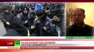 Selivanov Scenario very much resembles Orange revolution in Ukraine