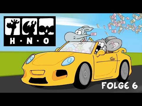 Bild: Video Pferdemagazin - Comic Comedy Animation