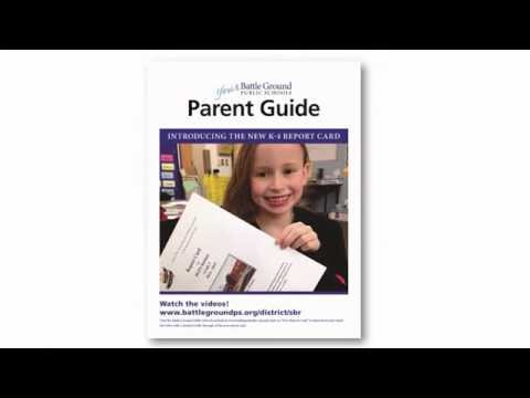 Introduction to the BGPS K-4 Report Card