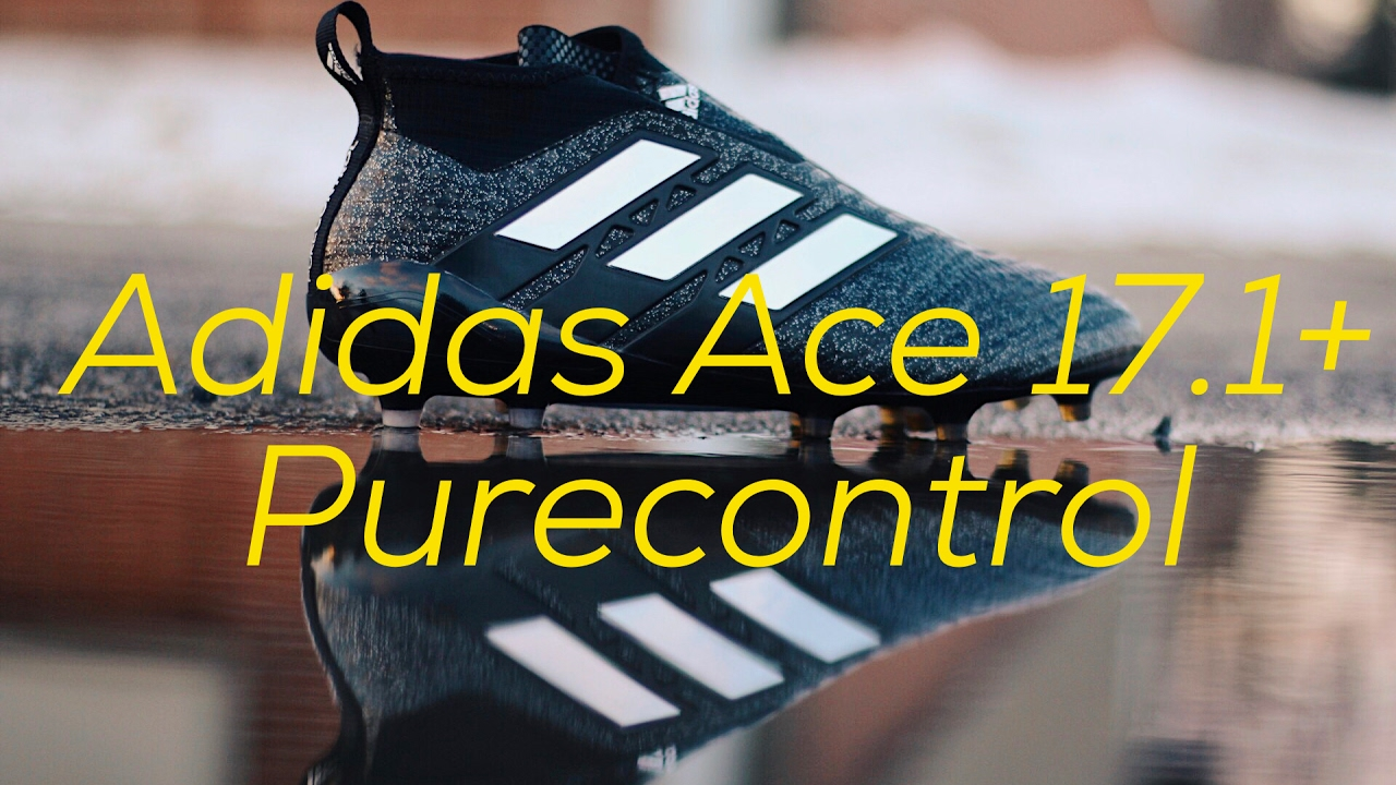 Profeta Fanático enlazar  Adidas Ace 17.1+ Purecontrol Play Test and Review - YouTube