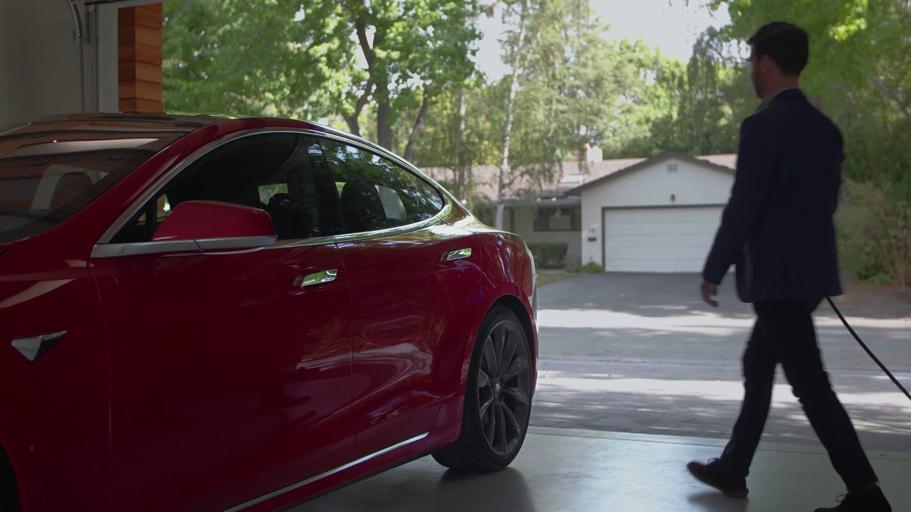 Model S+X Guide | Home Charging