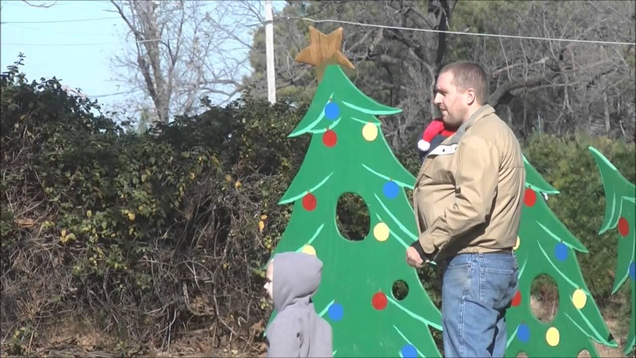 Owasso Christmas Tree & Berry Farm - YouTube
