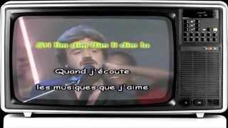 Thierry Pastor - Sur des musiques noires (Karaoké) Tequi-Qui