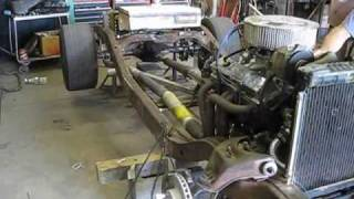 1947 Chevy Truck - Testing Straight Pipes - Hot Rod - Rat Rod