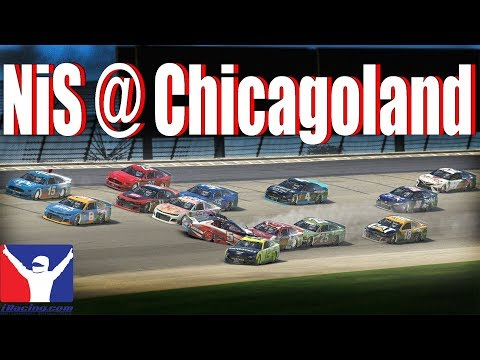 [17/36] 2019 NASCAR iRacing Series @ Chicagoland