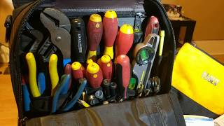 Veto Pro Pac LC Tool Bag Review - Thoughts from an Electrician