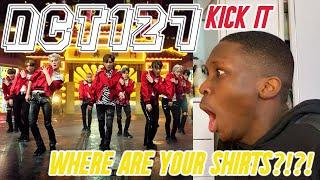 Baixar NCT 127 - Kick It MV REACTION: I'M PREGNANT PT.2.5/I'M OVER IT!!! 🤯🥵🤬😫⚰️