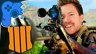 """CALL OF DUTY BLACK OPS 4 """"BLACKOUT"""" VICTORY!!! (Battlegrounds Gameplay)"""
