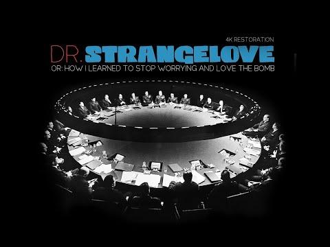 Dr Strangelove Trailer