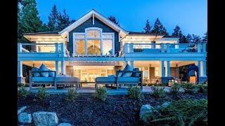 Prestigious Oceanfront Estate In Victoria, British Columbia, Canada | Sotheby's International Realty