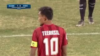kashiwa reysol muang thong united 30 highlights 300118 all goals