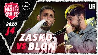 ZASKO vs BLON | FMS España 2020 | Jornada 4